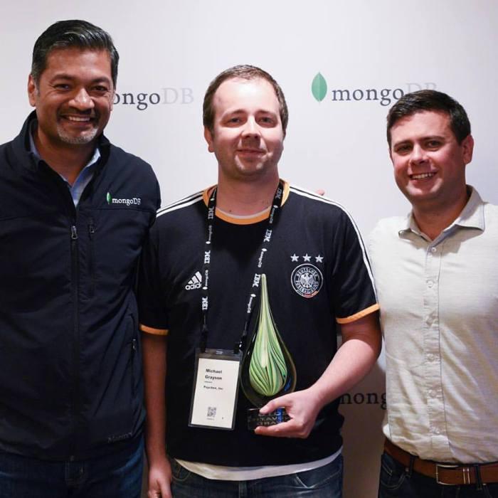 MongoDB World 2016 Retrospective from @Mikegray831 https://t.co/3IBD1C0Od2 https://t.co/aZF7iRi9Lc