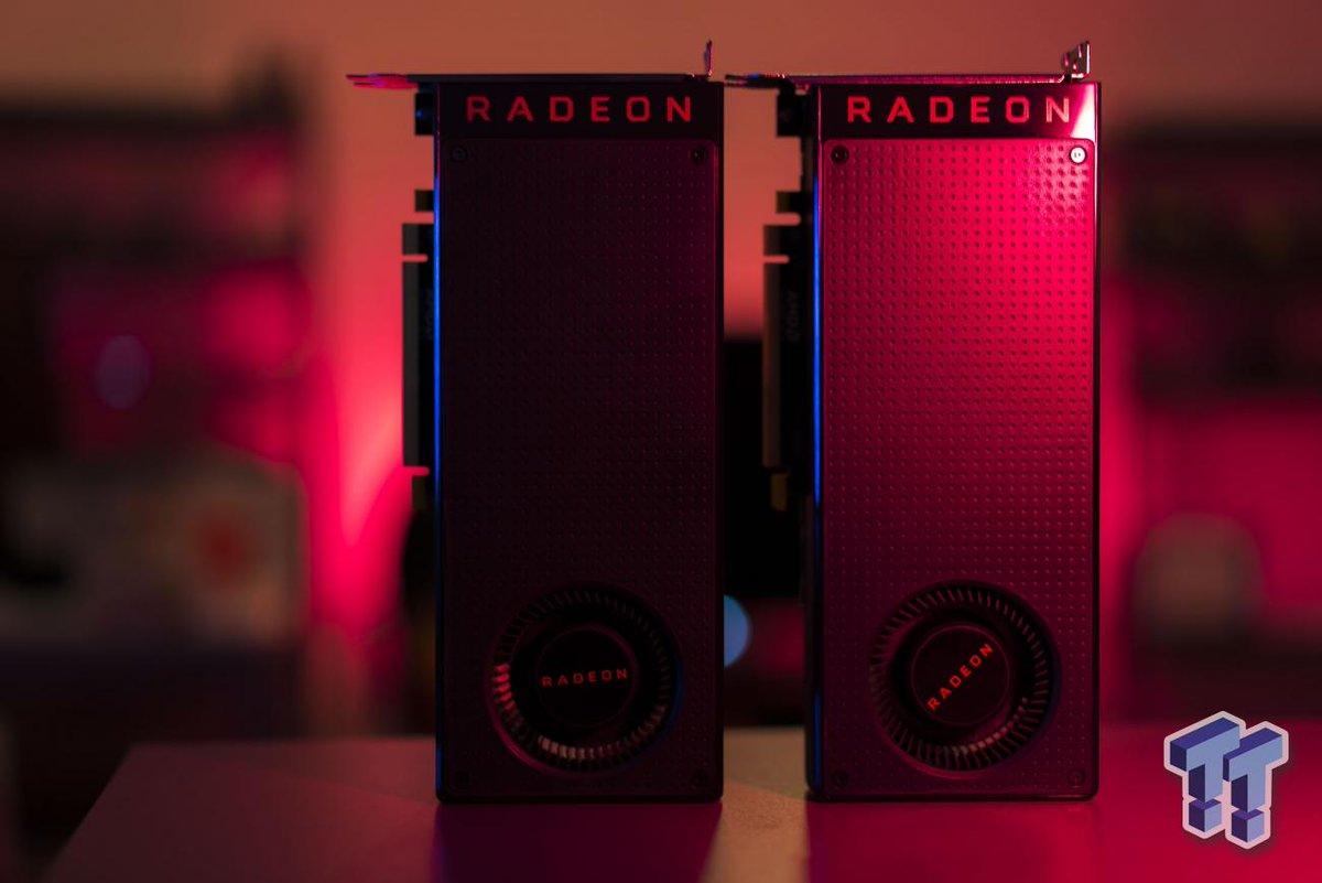 .@AMD Radeon RX 480 #CrossFire - Beating the GeForce GTX 1080 at 4K #BetterRed $AMD https://t.co/w1rjmhFjOE https://t.co/U1hWjGMfAD