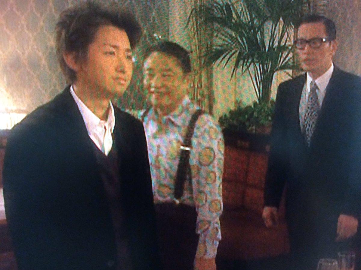 遠藤憲一さんとの昔話って「はじめの一歩」の共演話?若き日の鮫島社長みたいだわ💙テレビ誌に載ったって事はカットの可能性大と