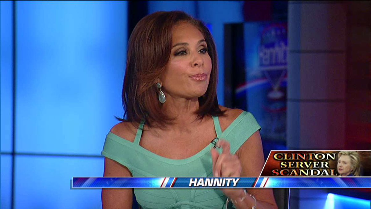 .@JudgeJeanine to @seanhannity: Comey Has 'Destroyed the Reputation' of the FBI  https://t.co/4sYEL8uSZK