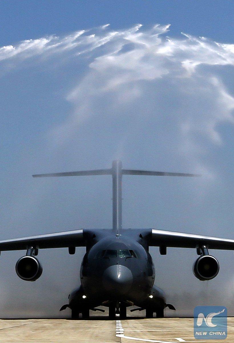 Самые большие военные самолеты мира на