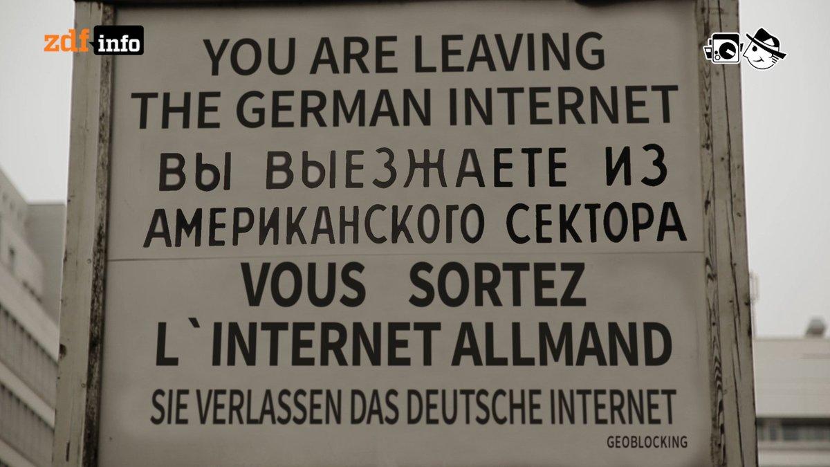 """""""Inhalt ist in deinem Land nicht verfügbar"""": @Senficon, @DanMaag & @beuc über Geoblocking https://t.co/gXNdZpN6XD https://t.co/zM5Dk2QFSm"""