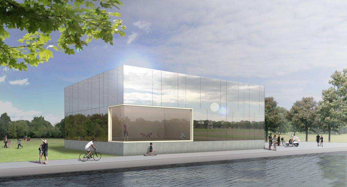 Nieuw concept voor bouw gymzalen: RoosRos Architecten heeft in samenwerking met… https://t.co/u7pfeIBG4m https://t.co/tcw87BstCY