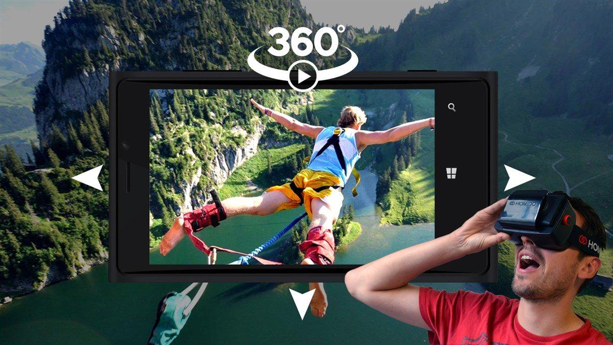 Как сделать с 360 обзором