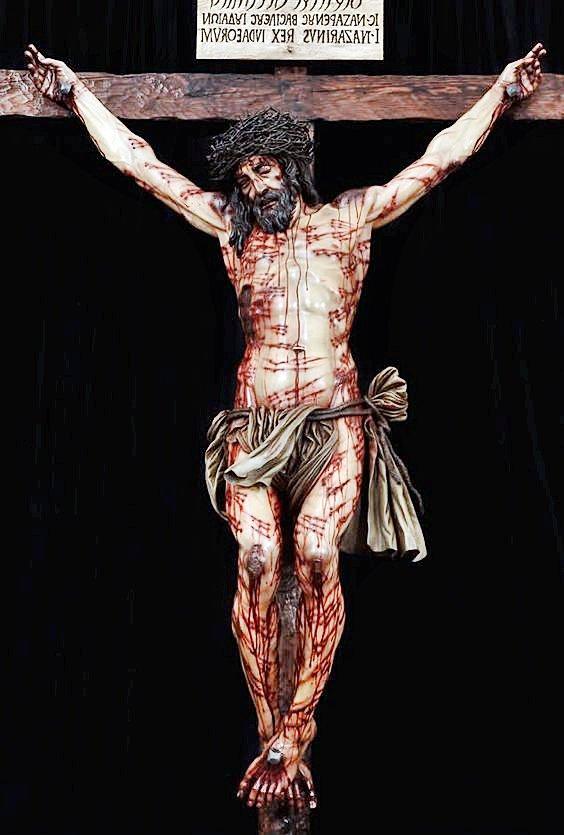 Resultado de imagen de cristo sindonico
