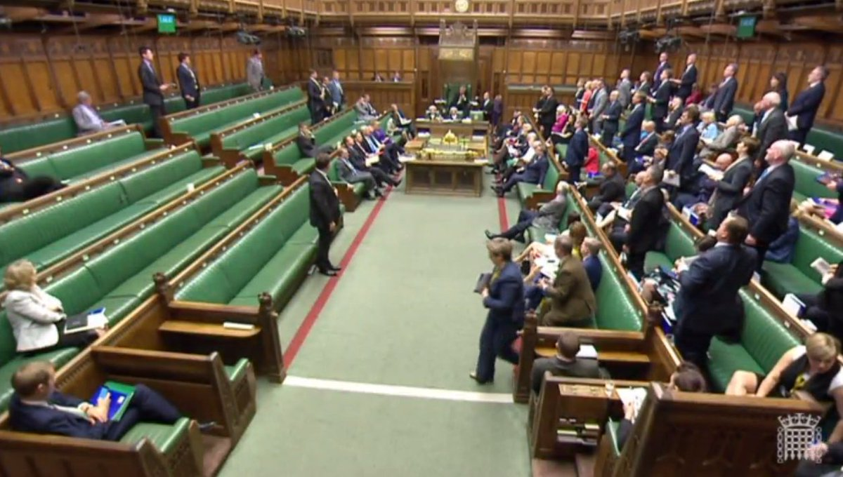 Why are Tory benches so empty for #Chilcot Statement? Iraq war vote only won on Tory votes. They are culpable too. https://t.co/3gDzqLW3YZ