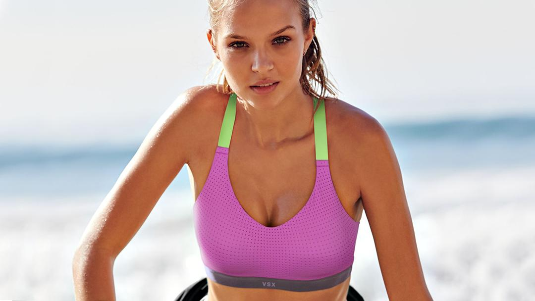 For wireless support that won't quit: The Lightweight Sport Bra. https://t.co/TnX4wyqDJm https://t.co/RsREiFYAlL