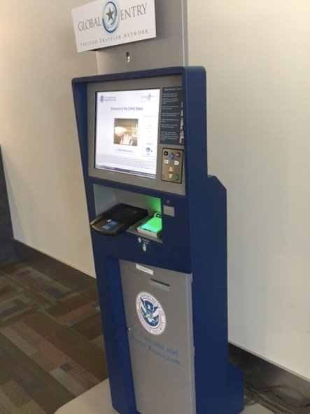 New global entry kiosks @ SMF make international travel easy. Learn more and apply today!