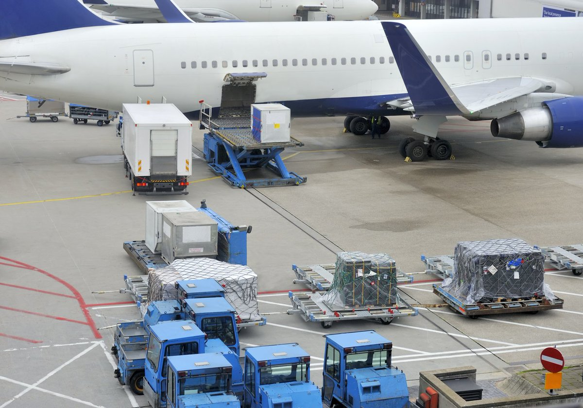 Air freight demand growth slowed in May. Get full details: