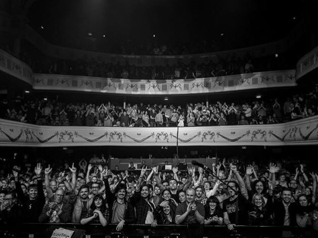 See you tonight for round 2, @o2sbe ! Few tix left: https://t.co/n9ZVpUUyHn https://t.co/xcDd4M5oD0