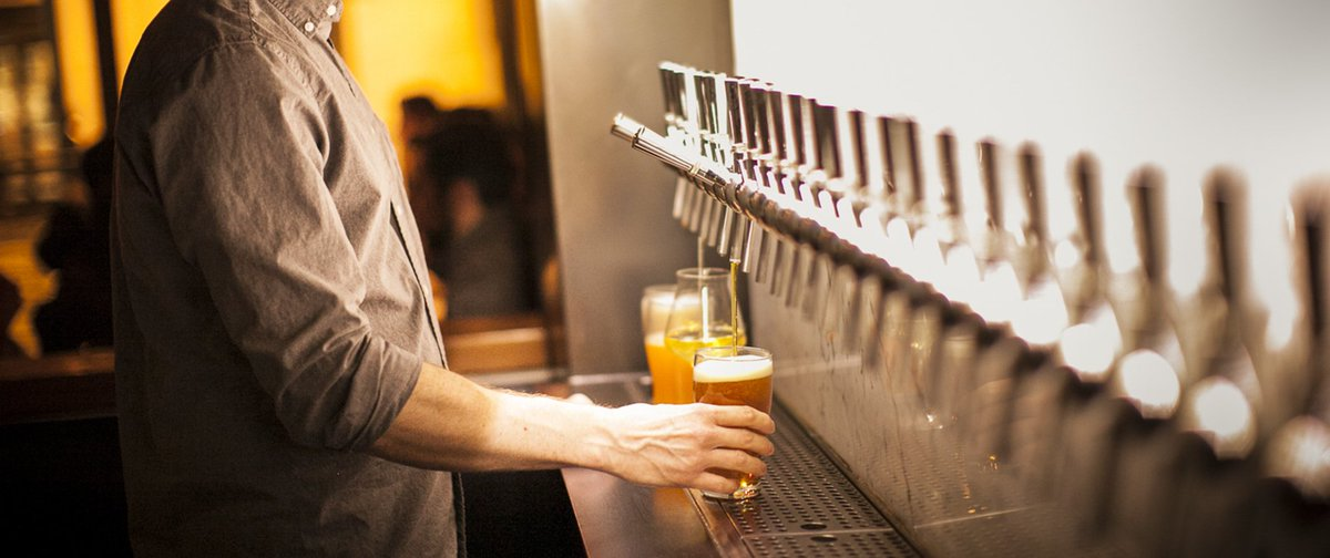 It's finally here! Our 2016 list of America's 100 best beer bars: https://t.co/SMDPFecw00 https://t.co/sKu6Tpqnkr