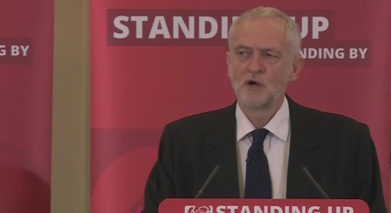In full: Jeremy Corbyn's speech apologising on behalf of Labour for the Iraq invasion.   https://t.co/Vs2ibwLuwr https://t.co/ybBEWrkx7J