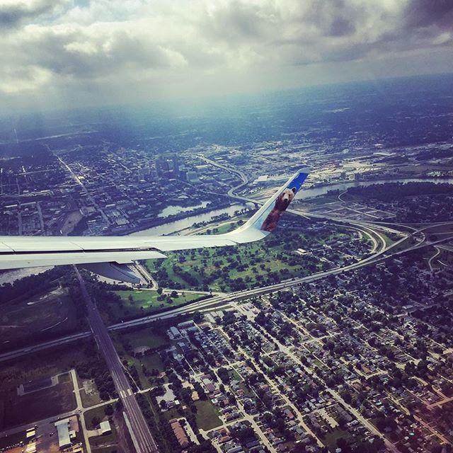 Griz over Omaha! 📷: Eric P.