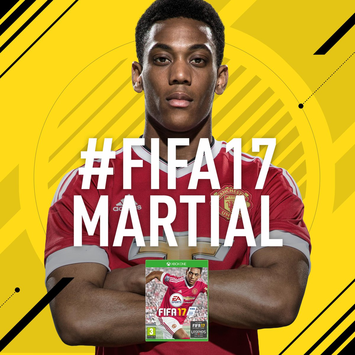 Anthony Martial - AM9