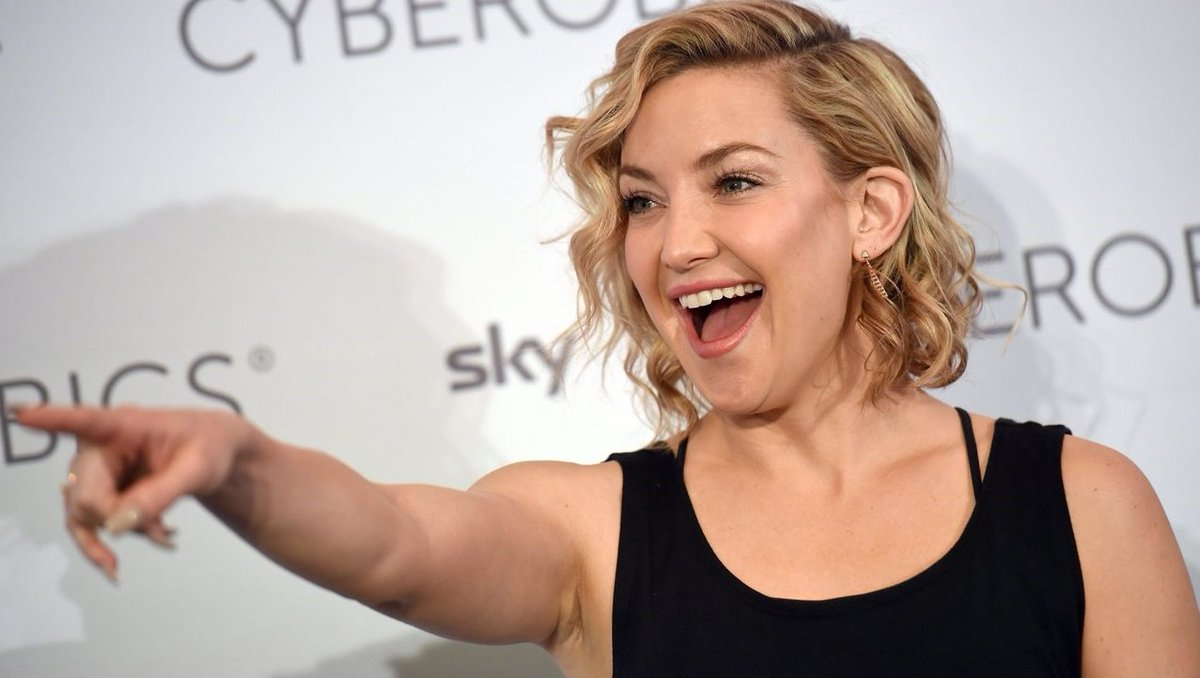 Kate Hudson admits to airbrushing her bum in the funniest