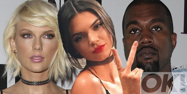 OMG! Is Kanye West the reason Kendall Jenner ditched Taylor Swift's squad?!