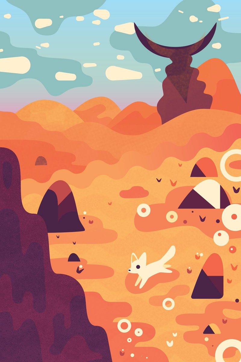 Desert puppy https://t.co/hTIDWYKFkb