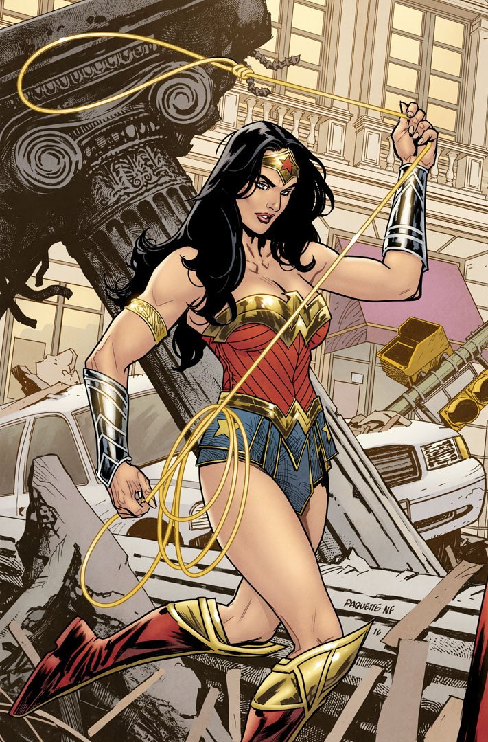 JL variant Cover 2 to 8 is a mega 7 issues wide Splash! Starting with WONDER WOMAN! Colours @nathanfairbairn https://t.co/zpoJherMDR