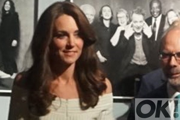 Kate Middleton flashes skin in stunning white dress:
