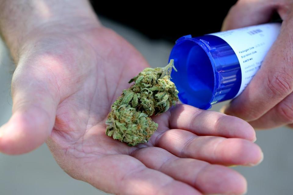 Medical marijuana changing prescription practices, study finds
