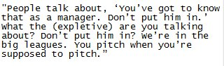 Hall of Fame closer Dennis Eckersley on John Farrell and Craig Kimbrel's struggles in non-save situations: https://t.co/VUpBVd84Mu