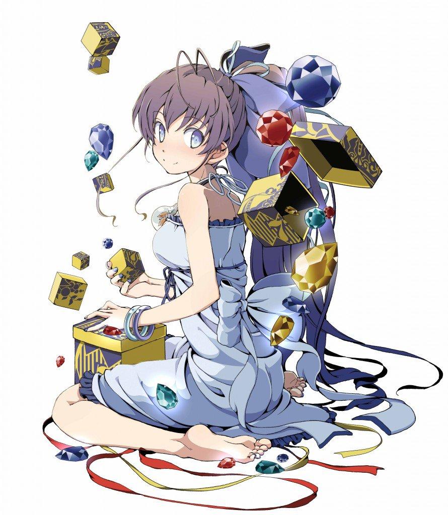 七々々ちゃん誕生日オメデトウ(^▽^)ゴザイマースもっともっと原作も続いて欲しいです!#龍ヶ嬢七々々  #龍ヶ嬢七
