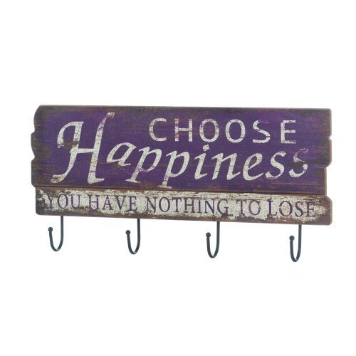 Choose Happiness Wall Hook https://t.co/bUZwbSfdTG https://t.co/LfH8lC7fA1