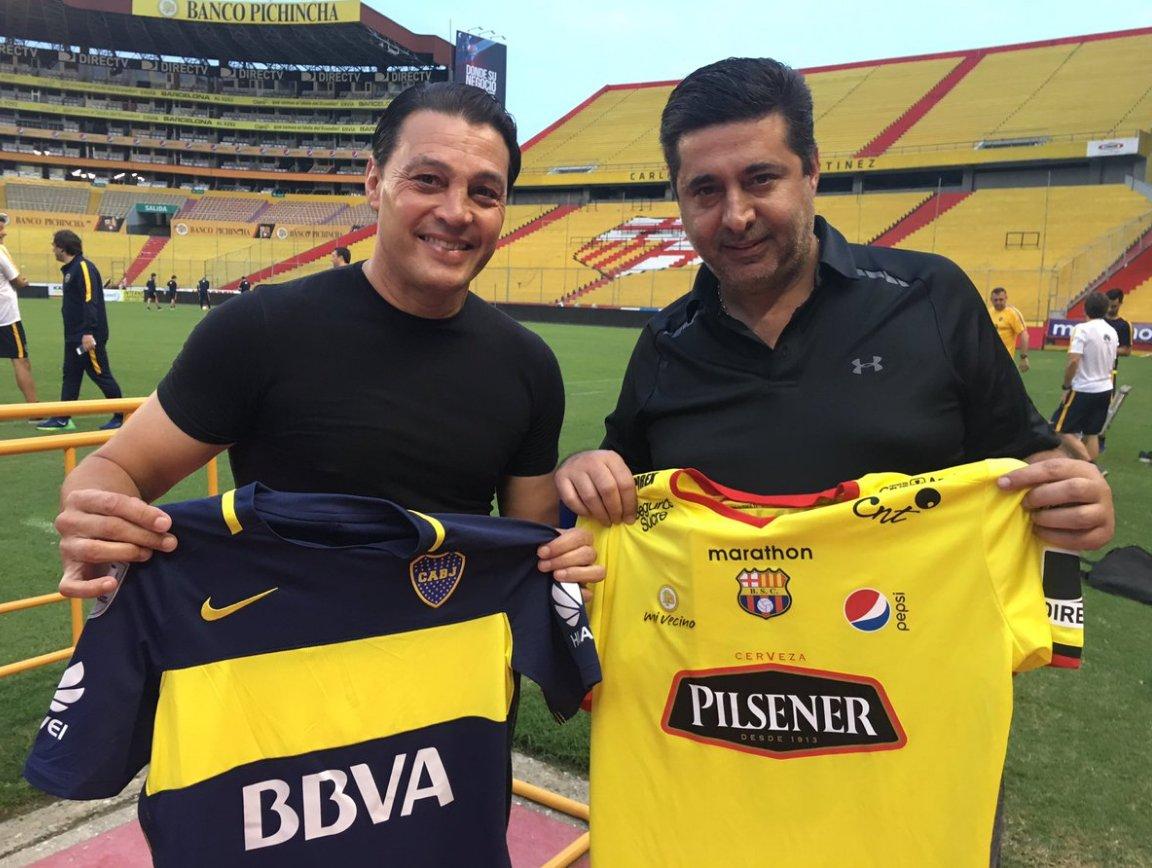 Alfaro Moreno Platense 2 Boca 1 | lasimagenesretro