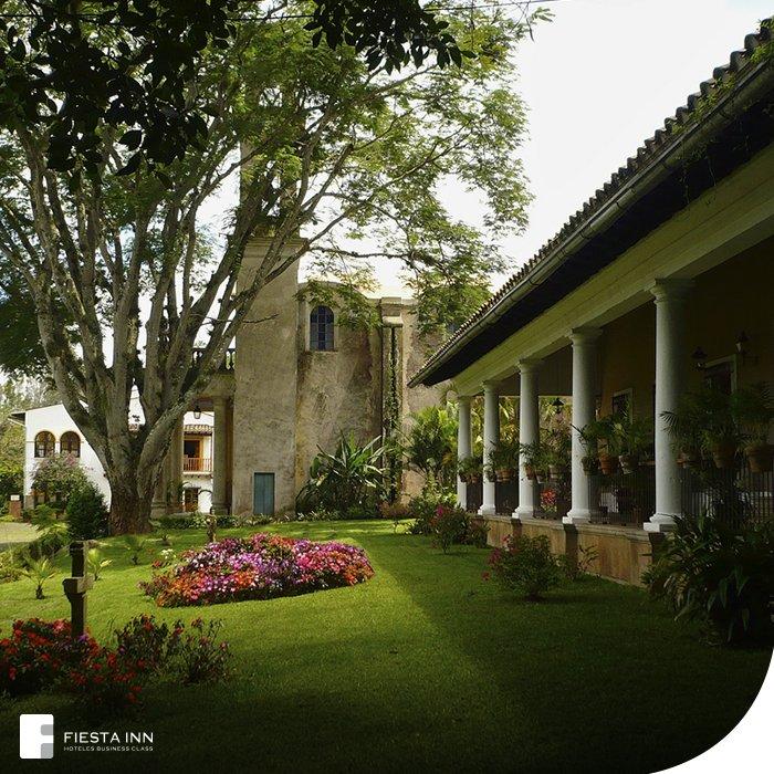 En #Xalapa encuentra esta construcción llena de historia con increíbles jardines. El Museo Exhacienda Lencero. https://t.co/LuVosNS9Ro