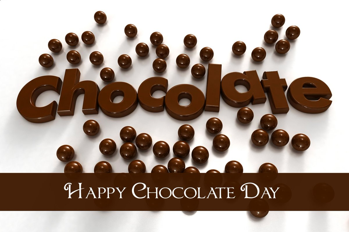 Yes! Happy #WorldChocolateDay https://t.co/l1S3TfaNrO