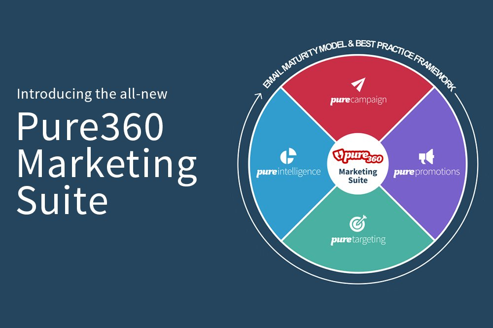 Introducing the all-new Pure360 Marketing Suite  https://t.co/tfXhySDdI0 #Pure360 #emailmarketing #tech #marketing https://t.co/cIdzri1t0P