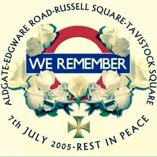 Today we remember the 52 who died in #LondonBombings 7/7/05 .. Please RT https://t.co/qrU8v5XmWl