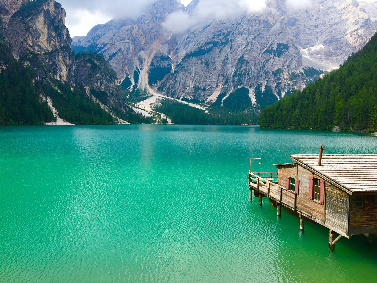 So thrilled. My picture of this mountain lake won @NatGeoTraveller 's #PhotoOftheweek on @instagram #luxsouthtyrol https://t.co/vHTU5kSsnI