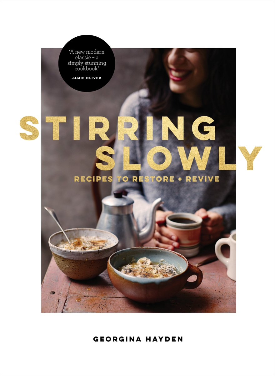 #RecipeOfTheDay from @georgiefood celebrating the launch of her amazing book #StirringSlowly https://t.co/MCPBTWBigt https://t.co/Za5L4AGYuA