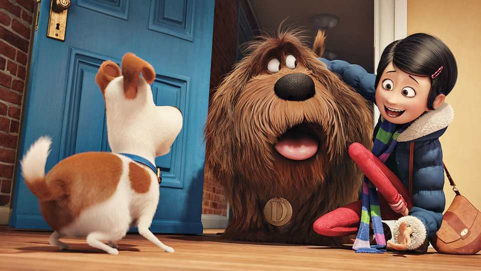 SecretLifeOfPets: Meet the voice actors behind each furry friend