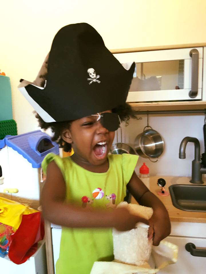 My niece, living her best life. #carefreeblackkids2k16 https://t.co/xDUBObB0ye