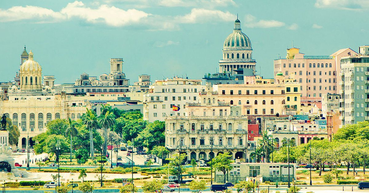 ¡Hasta pronto Cuba! We're tentatively approved to fly from LAX to Havana, Cuba.