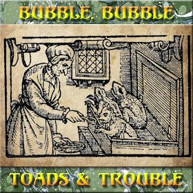 The mysteries of the toad bone ritual and other witchery #FolkloreThursday    https://t.co/ecNwUCFJoq https://t.co/FYmZ9A1G04