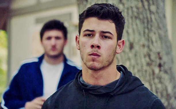 Nick Jonas hazes fraternity pledges in the new 'Goat' trailer: