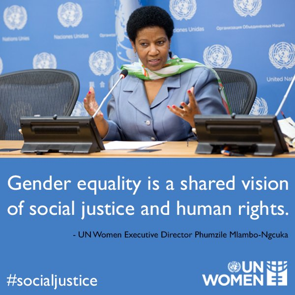 human rights and gender justice