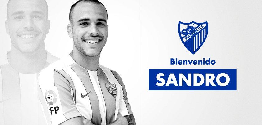 MCFNews| @sandroramirez9 ya viste sus nuevos colores blanquiazules!