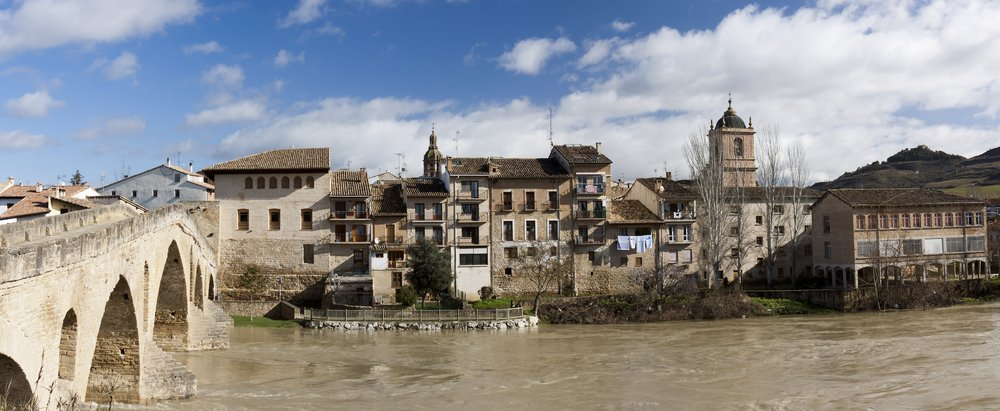Navarre's capital Pamplona gets of visitors' attention. But its towns are also amazing!