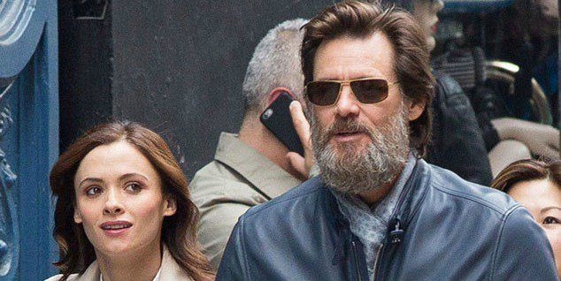 Jim Carrey responds to coroner's release of his girlfriend Cathriona White's suicide note: