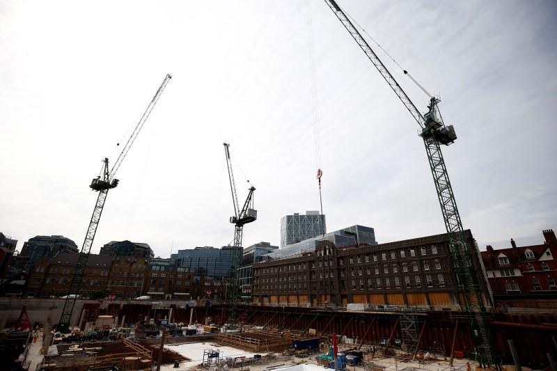 Once red-hot, UK real estate investments run into trouble