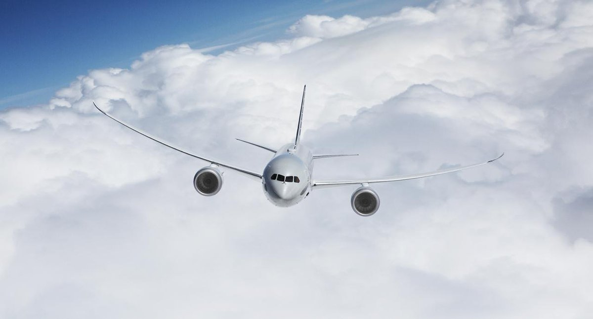 Fly our @BoeingAirplanes 787-9 from @DFWAirport to @aena (MAD) & @gruairportsp (GRU). More: