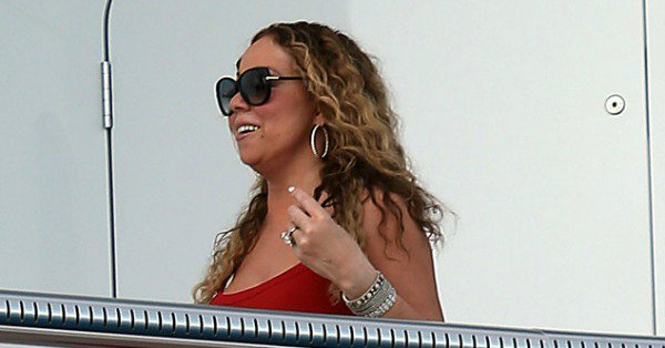 An ode to Mariah Carey's best, baller yacht life: