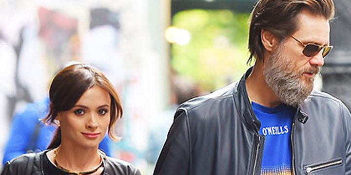 Jim Carrey speaks out for first time after autopsy report on Cathriona White's suicide