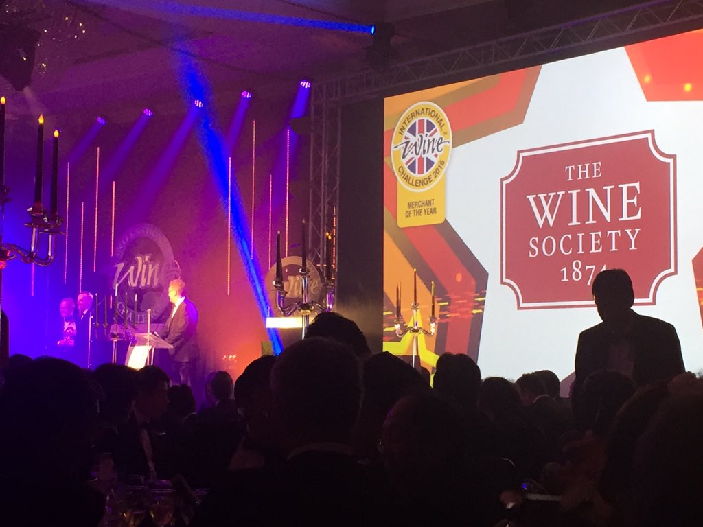 Delighed to announce that we have won the big one! We are the overall IWC Wine Merchant of the Year! https://t.co/JSdJYr0SqV