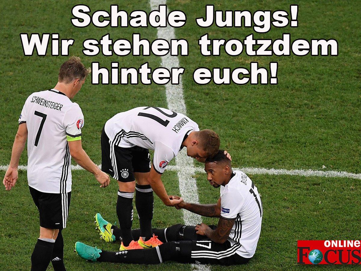 Wir sind trotzdem stolz auf euch, liebes DFB-Team! #GERFRA #GERMANY https://t.co/IAMWJxRB7D