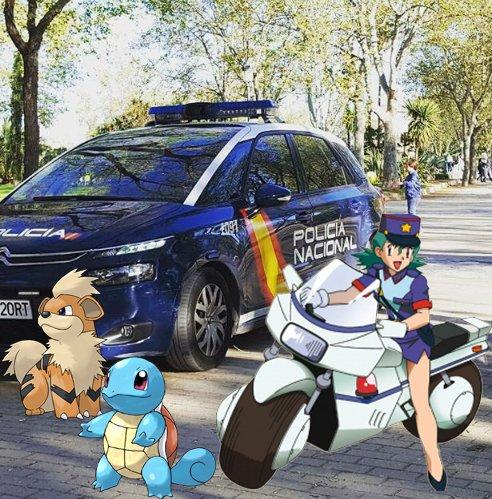 .@hoja_delbosque Tranquila,la agente Mara va para allá con #Growlithe y #Squirtle #PokemonGO TODOSvs #maltratoanimal https://t.co/apmZYtC09d